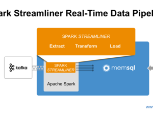 memsql spark streamliner real time data pipeline