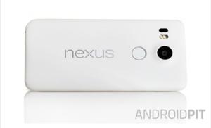 nexus 5 back leak