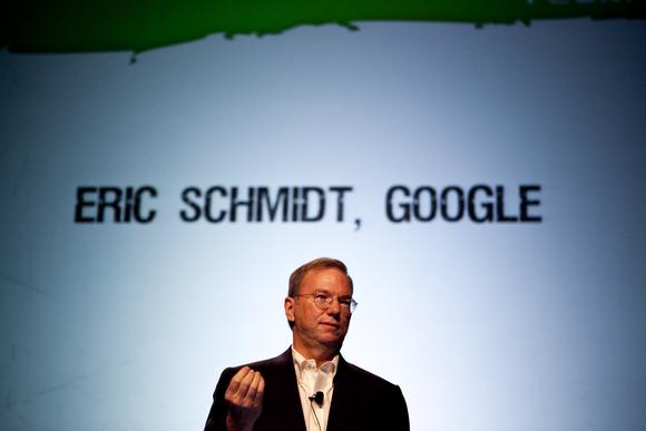schmidt google