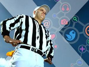 Social media bans in college sports offer lessons for enterprises