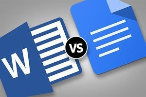 word vs docs primary