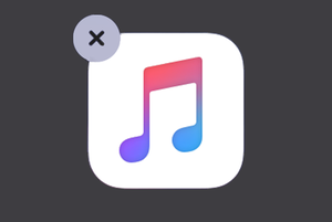 replace ios music app