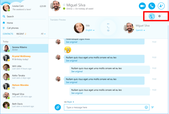 skype translator new