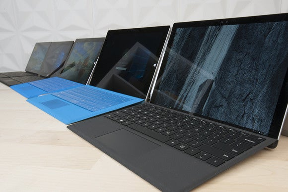 surface pro 4 group