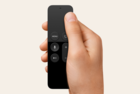 appletv siri remote hand primary