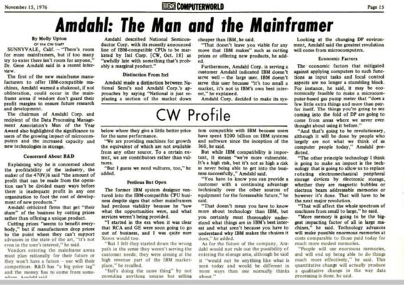 computerworld nov 15 1976