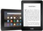 Amazon e-reader comparison