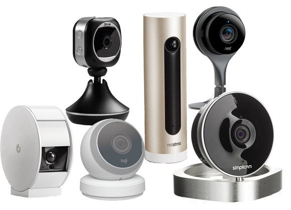 In home security cameras reviews