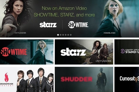 Amazon Prime Starts Bundling Showtime And Other Streaming