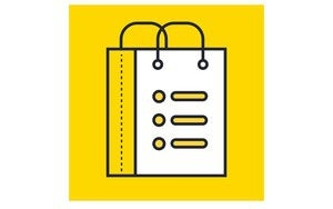 grocery shopping list by capitan ios icon