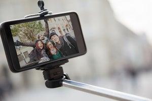 selfie stick main