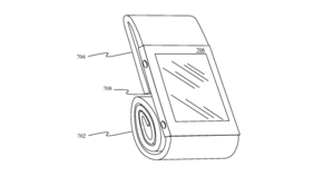 apple watch patent multi function band
