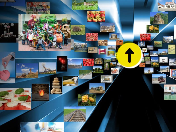 digital photo storage