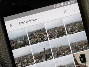google photos travel