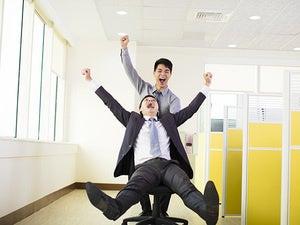 happy dudes office