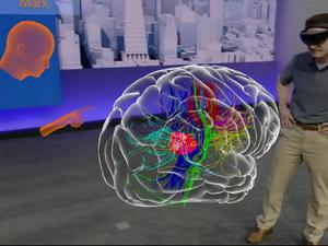 hololens build 2016 medical application mark remote user