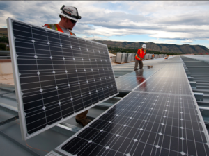 SunEdison solar power