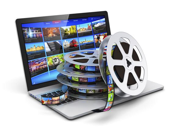 video digital stock