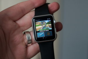 best apple watch games lead