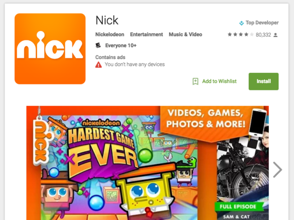 how to advertise on google play