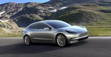 Tesla Model 3 reservations tops 325,000