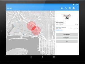 Skysafe drone management