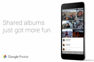 google photos shared albums