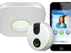 nest skybell