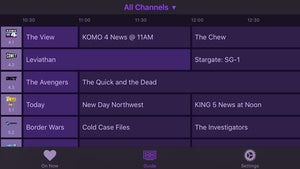 channels ios program grid