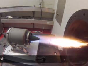 GE 3D printer jet engine