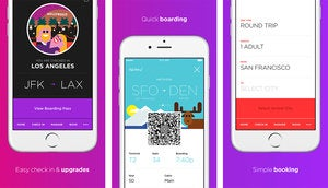 virgin america app ios android