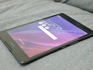 asus zenpad z8 lock screen