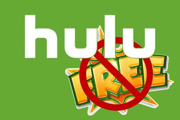 No more free Hulu