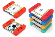 Microduino mCookie; a platform for experimenting with the Internet of Things. Great idea but ...