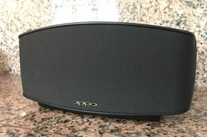 Oppo's Sonica is one sweet-sounding wireless speaker.