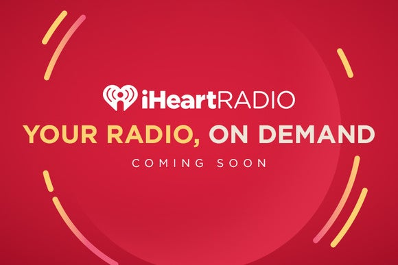 iheartradio on demand pr