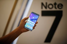 CIOs discuss whether Note7 recall hurts Samsung's enterprise appeal