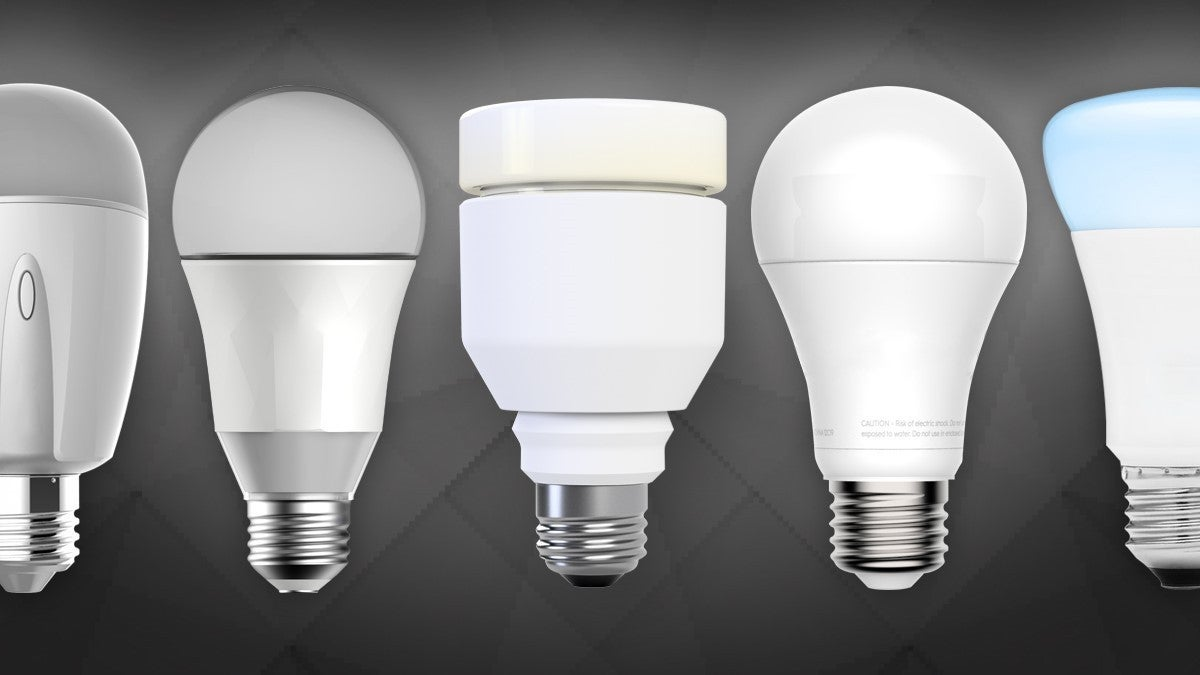 Best Smart Light Bulbs White