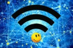 wifi happy good