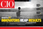 CIO digital magazine November/December cover