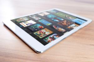 apple ipad (public domain)