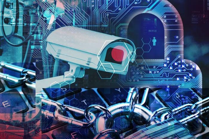 security cameras secure