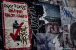 graffiti encouraged street art