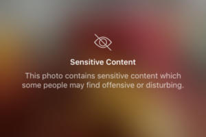 instagram sensitive content