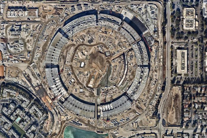 nearmap apple park epsg3785 date20151029 lat37.334726 lon 122.008685