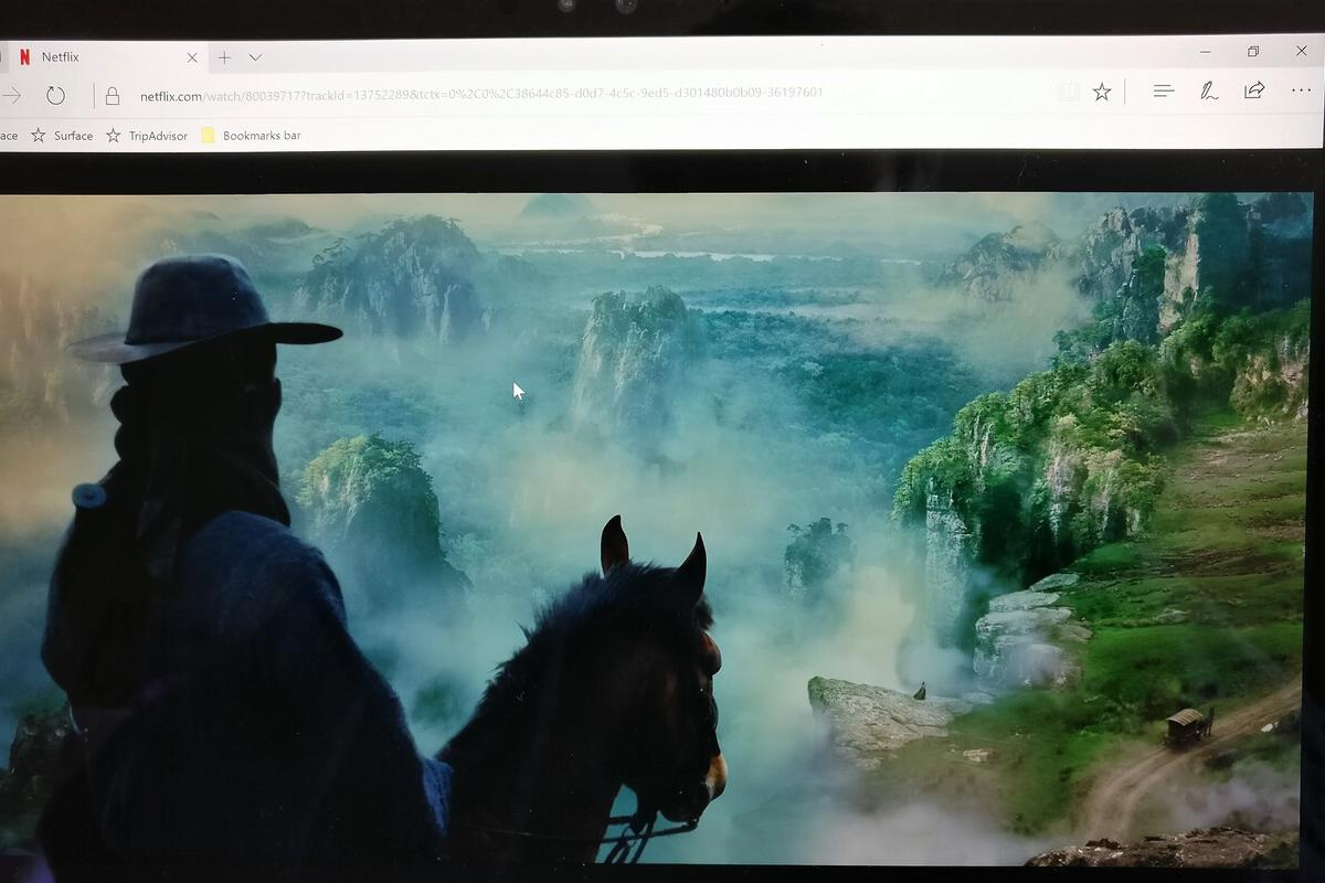 netflix in 4k without label Windows 10 Creators Update Edge