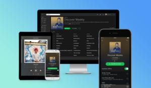 spotify apps web mobile