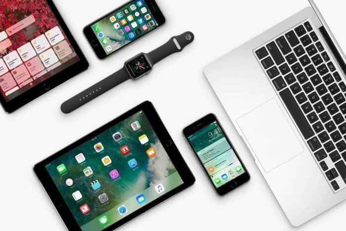 apple product family stock 2017