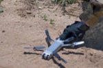 This tiny drone can be carried and deployed by soldiers