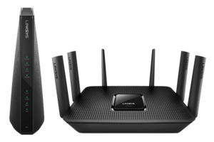 linksys cg7500 and ea9300